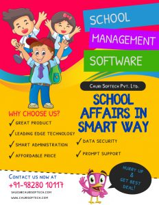 school affairs in smart way
