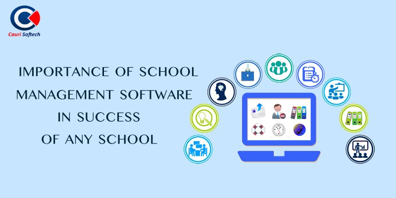 role of school management caurisoftech
